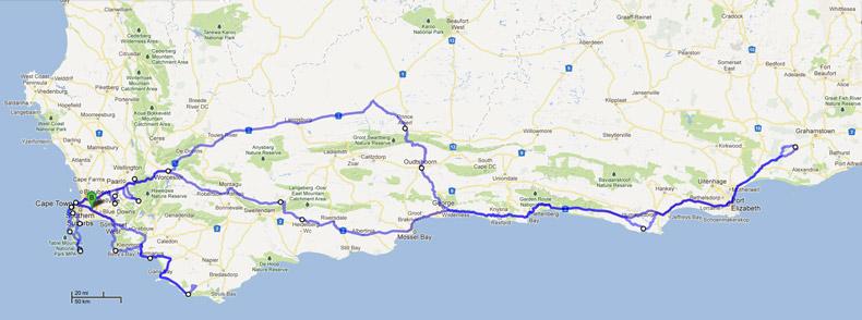2013 South Africa Road Trip Matthew Cunningham
