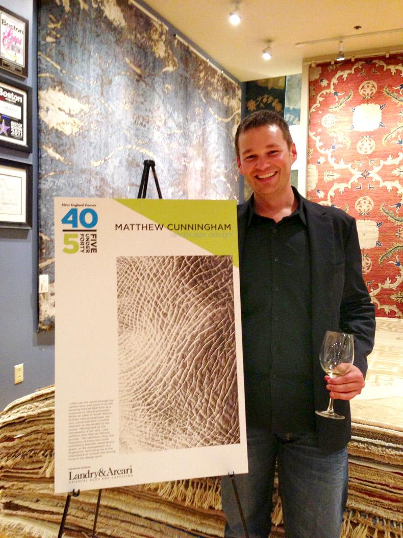 Matthew Cunningham Landscape Design 5Under40