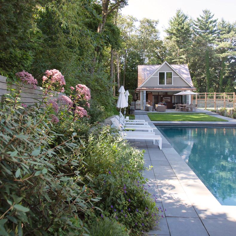 Matthew Cunningham Landscape Design Valentine Pool