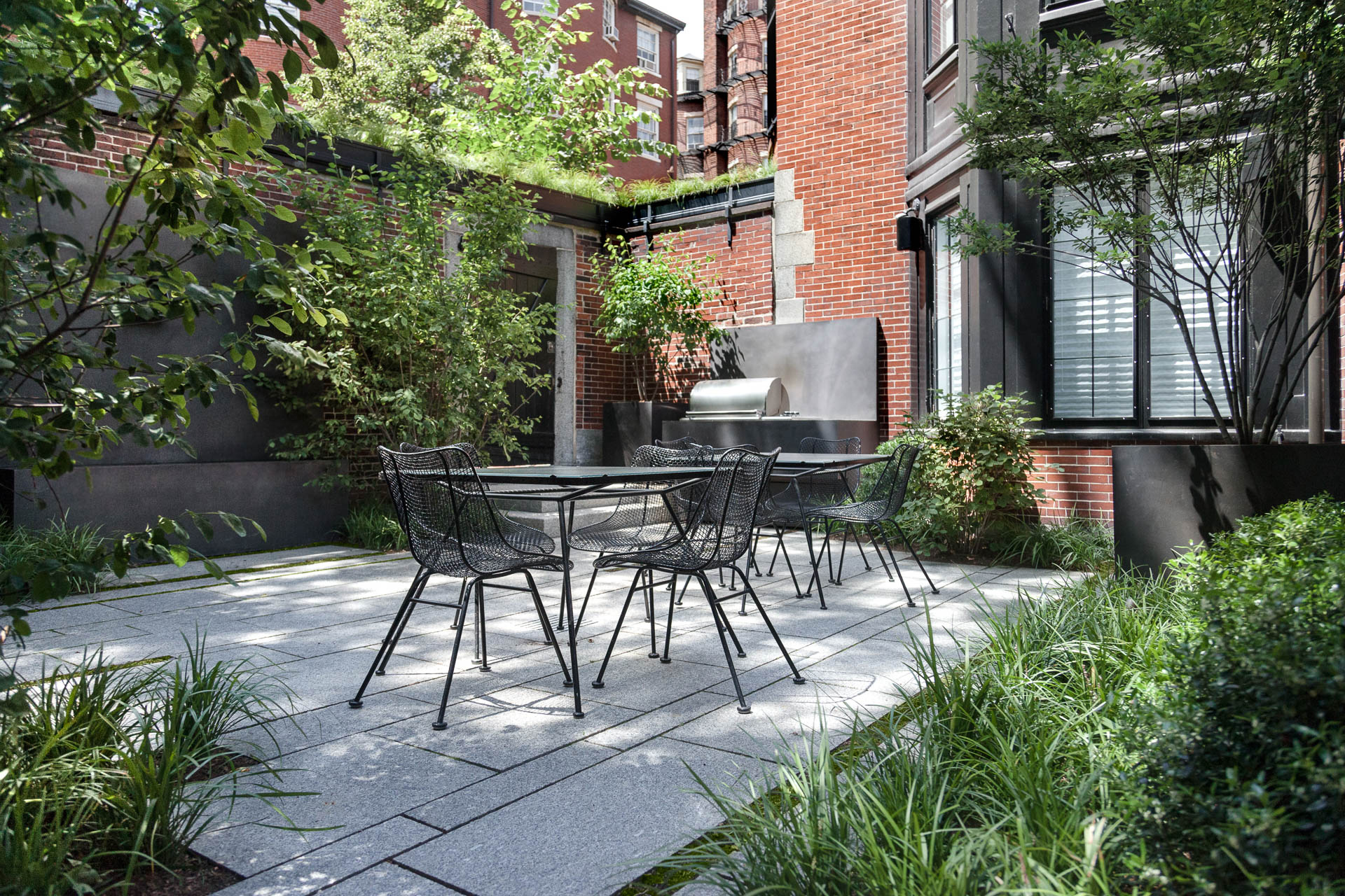 Beacon Hill Matthew Cunningham Landscape Design Llc