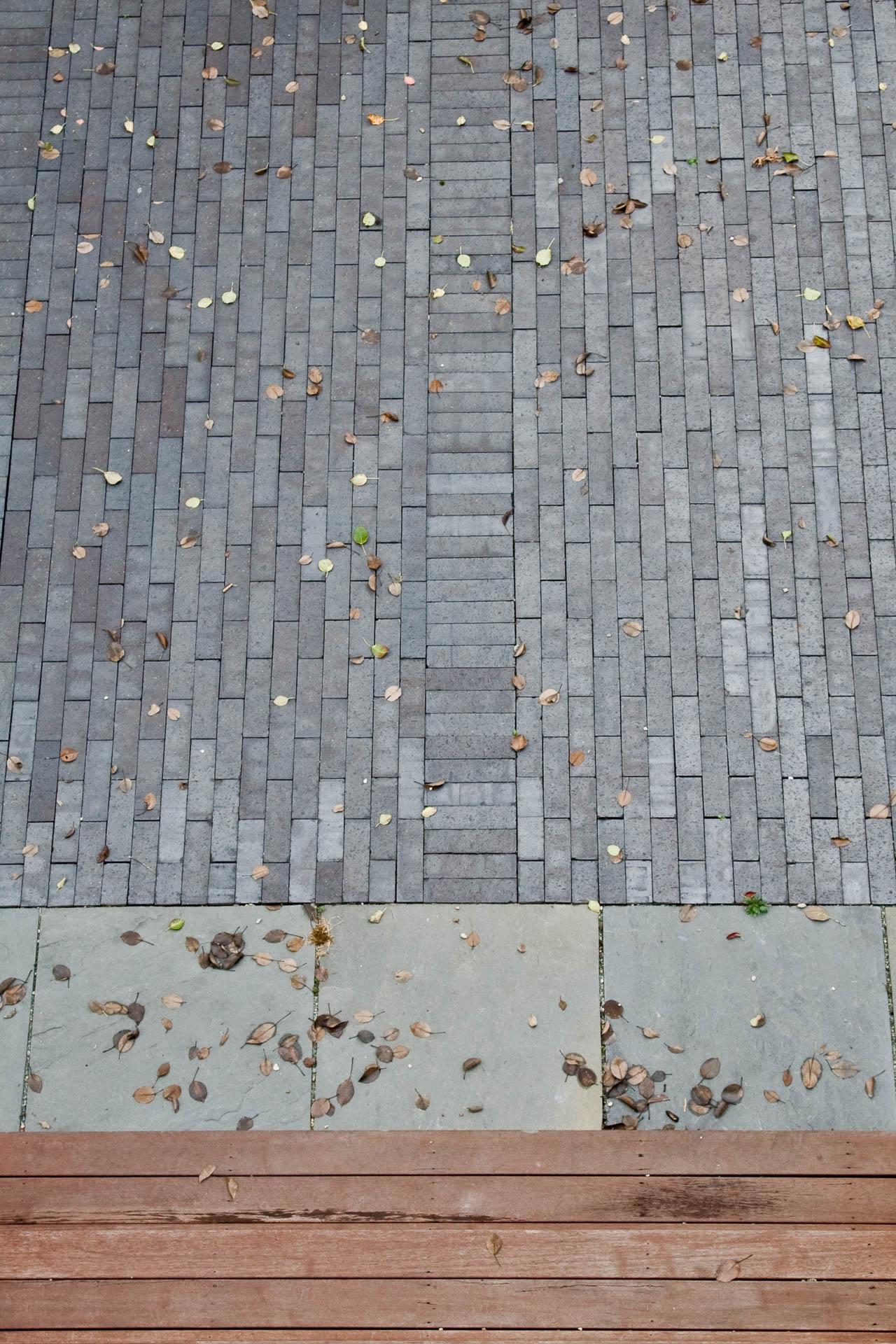 Concrete Bench Outdoor Garden Design