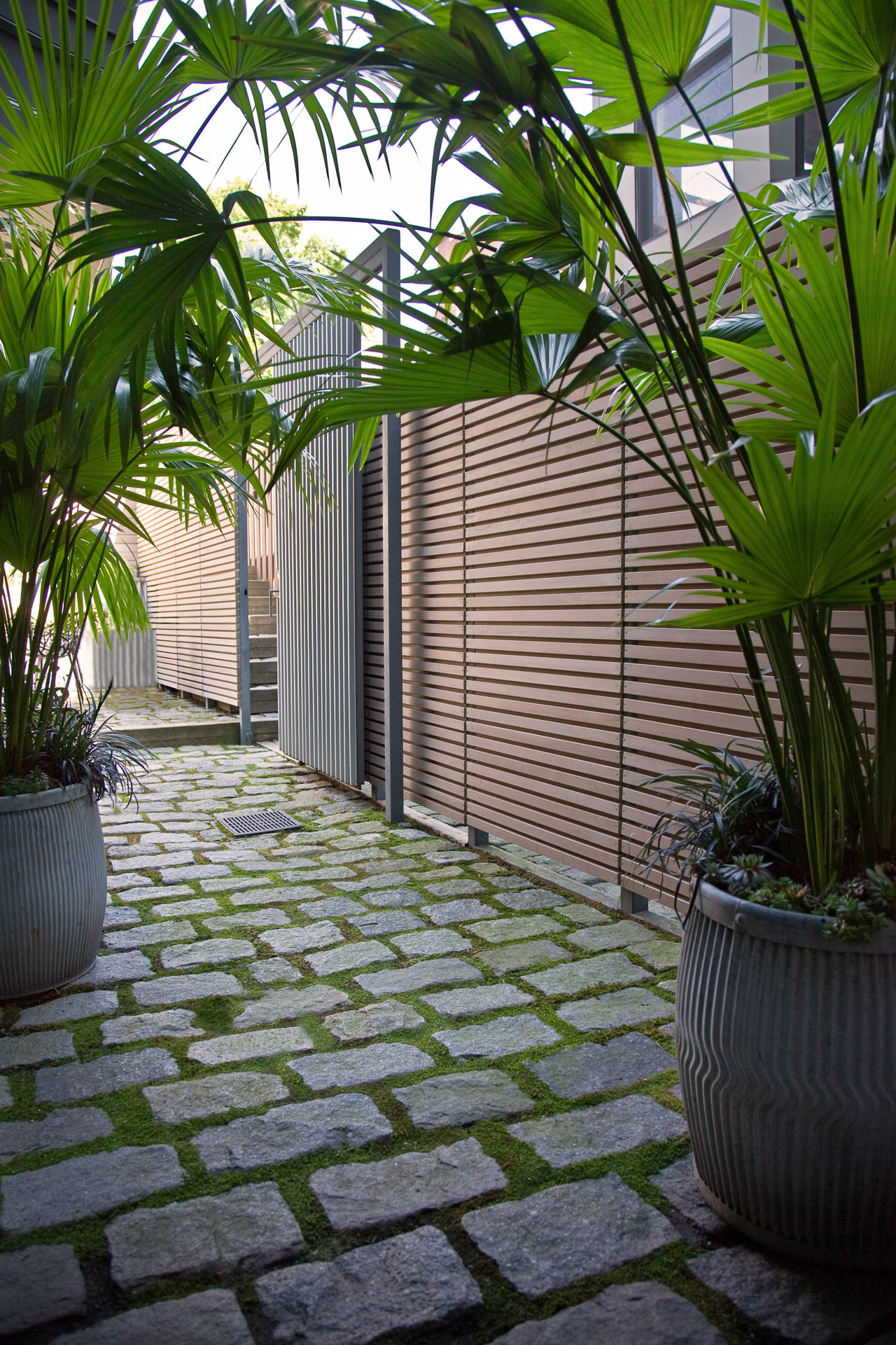 south end courtyard | matthew cunningham landscape design llc
