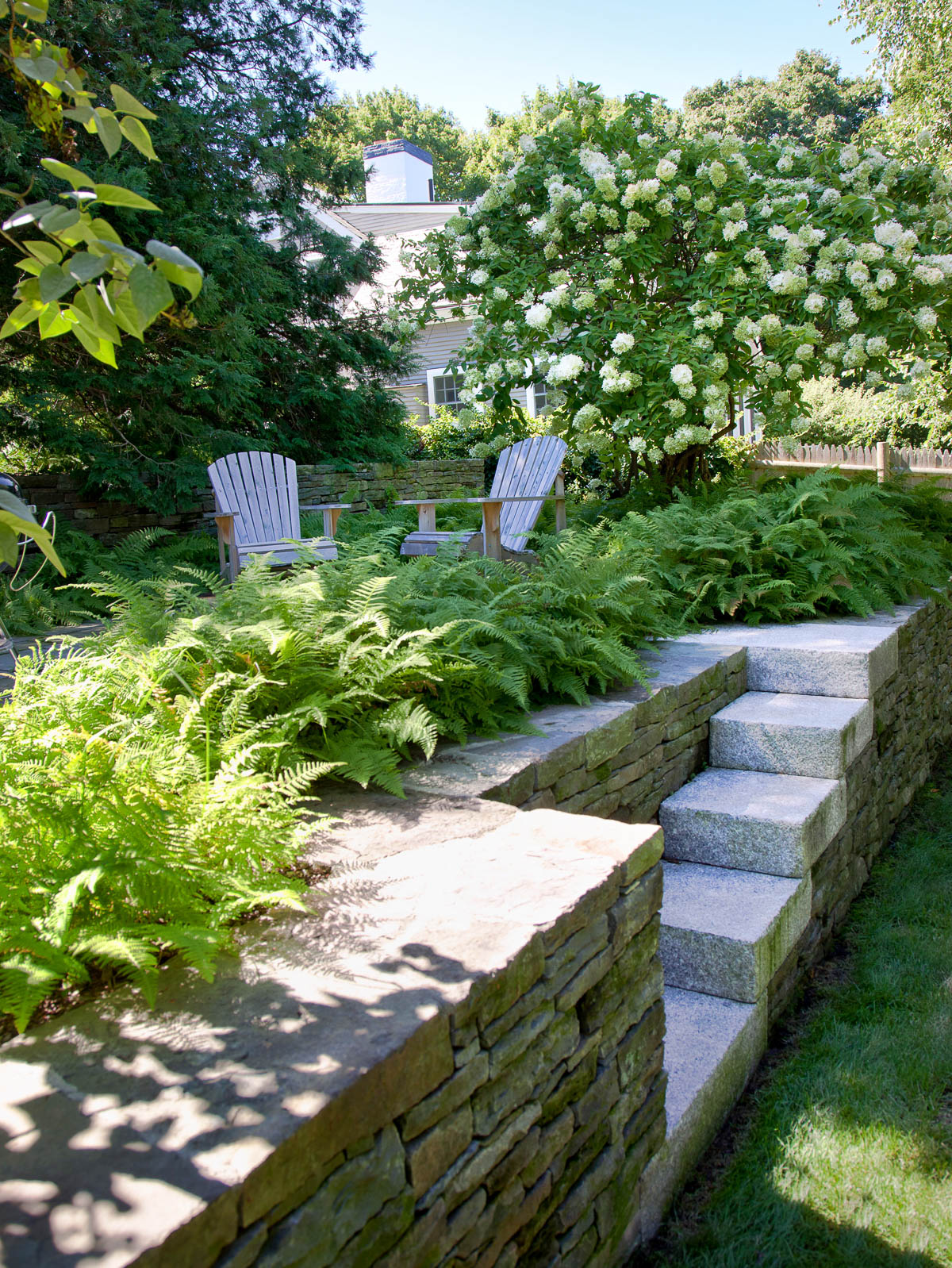 Hill landscape design the image kid has it for Garden design ideas hill
