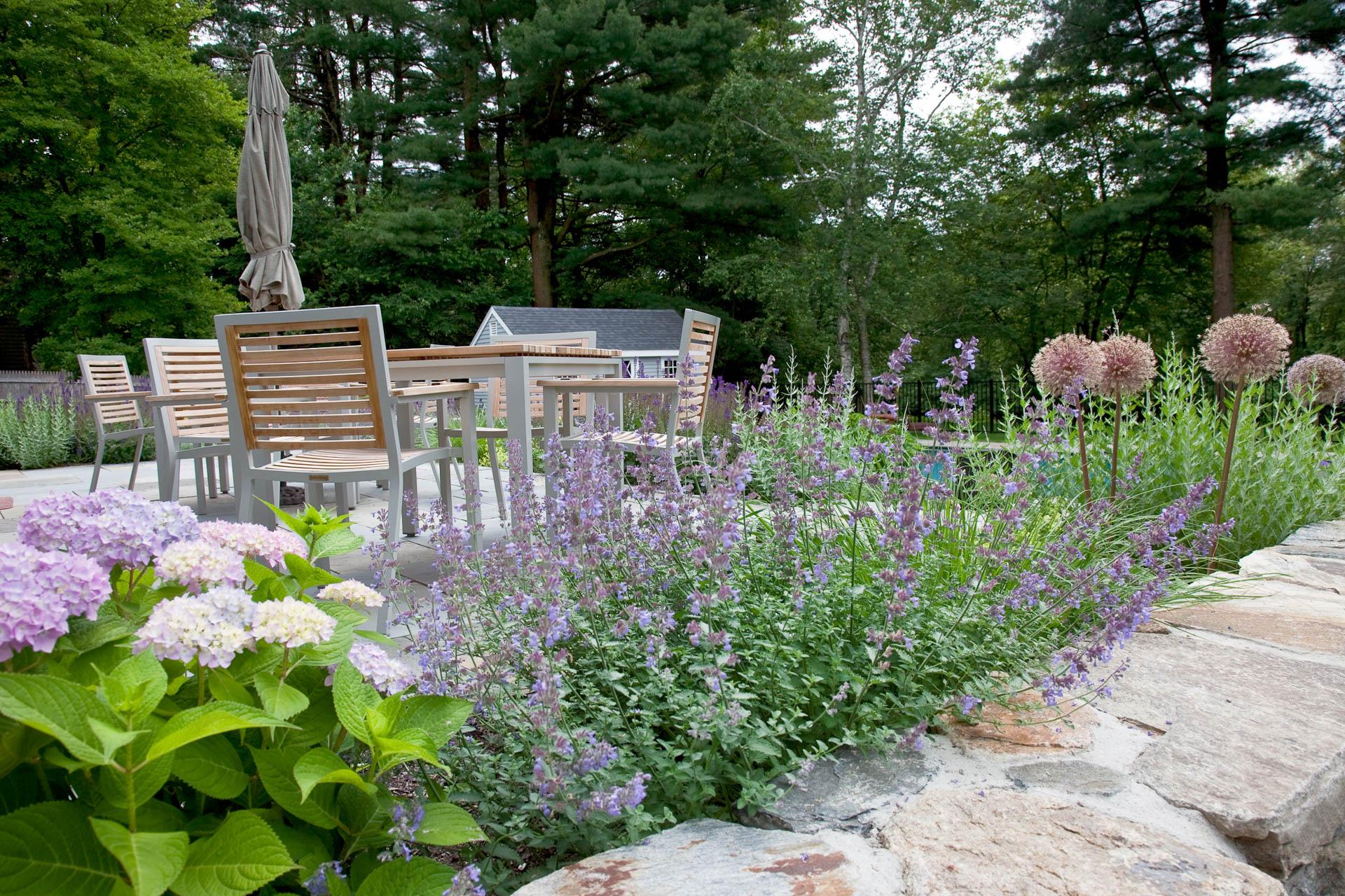 Charles river garden matthew cunningham landscape design llc for Garden design llc