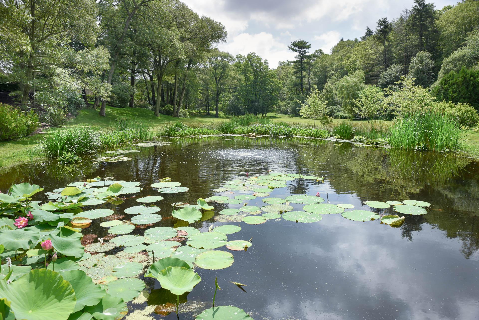 Warren estate matthew cunningham landscape design llc for Estate landscape design