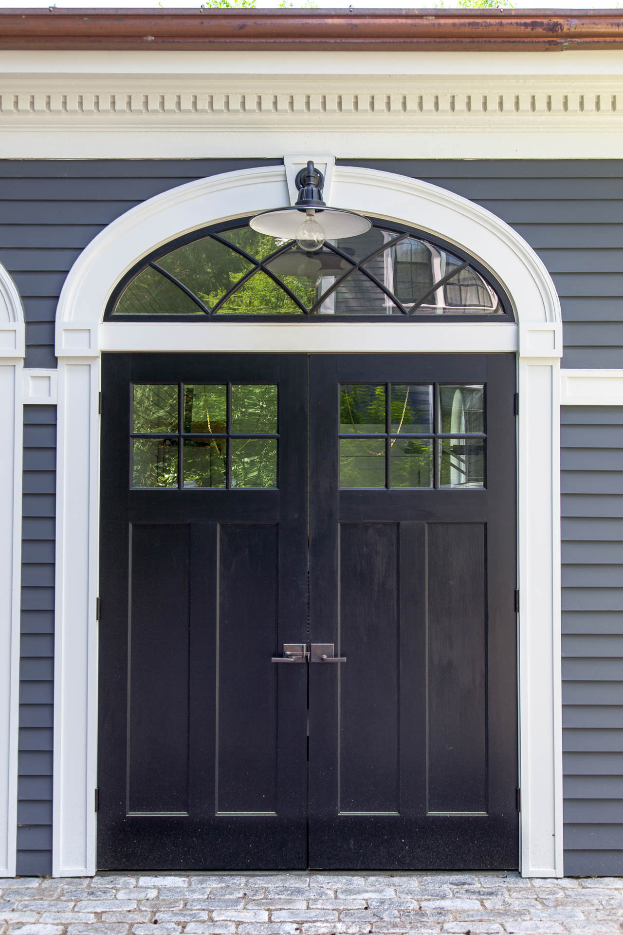 1920 #6D483D Lawrence Road Matthew Cunningham Landscape Design LLC picture/photo Lawrence Garage Doors 18891280